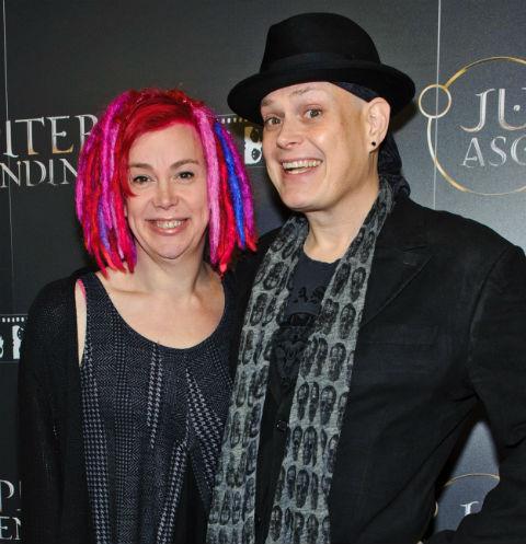 Лана и Лилли Вачовски