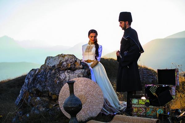 Празднование на родине невесты длилось три дня