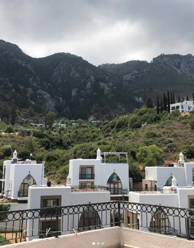 Звезда реалити-шоу - частый гость на Кипре