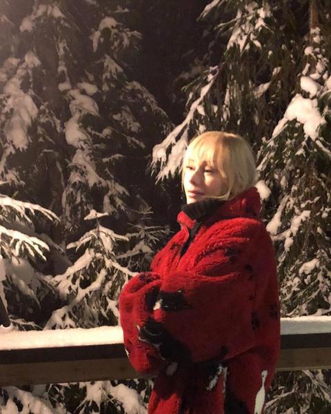 Фотография в Инстаграме актрисы, возмутившая Оксану
