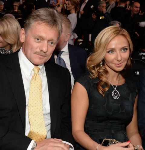 Татьяна Навка о годовщине свадьбы: «Я специально прилетела в Москву к мужу!»