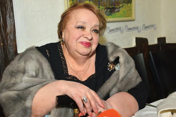 Наталья Крачковская считает старицу своим ангелом-хранителем