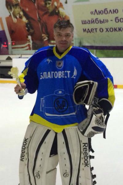 Вячеслав Крысанов