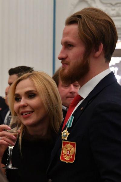 Пелагея и Иван Телегин поженились два года назад