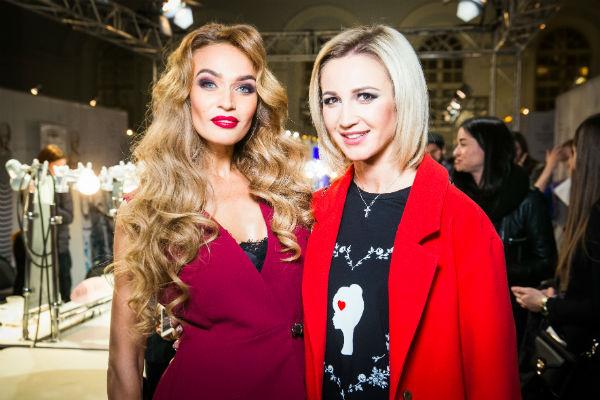 Алена Водонаева и Ольга Бузова