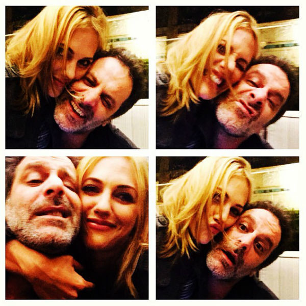 «Люблю его», - подписала актриса фото, выложенное 13 ноября 2014 г.