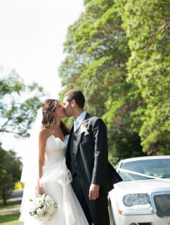 Весна и лето - лучшее время для пышной свадьбы.