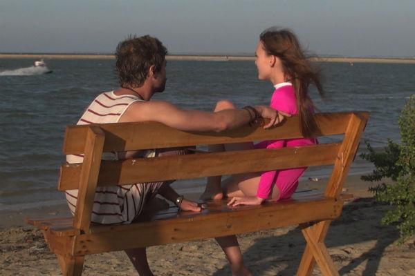 Радмила на некоторое время покидала шоу, но Илья рад, что она нашла в себе силы вернуться