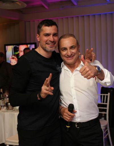 Михаил Турецкий с Михаилом Богомоловым