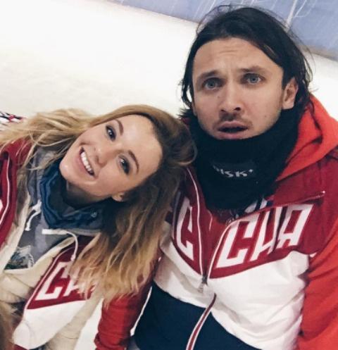 Юлианна Караулова и Максим Траньков