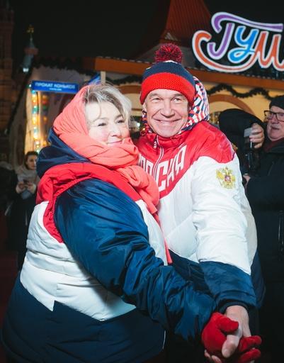 Татьяна Тарасова и Сергей Гармаш