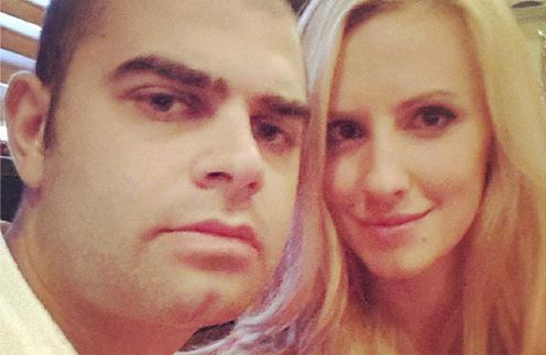 Ольга и Илья Гажиенко