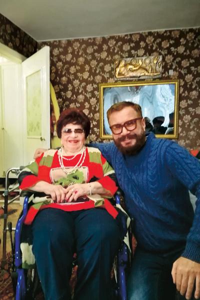 Бизнесмен Андрей Ковалев первым откликнулся на просьбу Александры Георгиевны