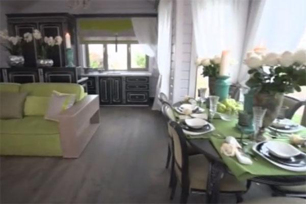 Роза Сябитова осталась довольна работой строителей и дизайнеров