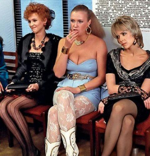 Съемки в «Интердевочке» прославили всех исполнителей главных ролей