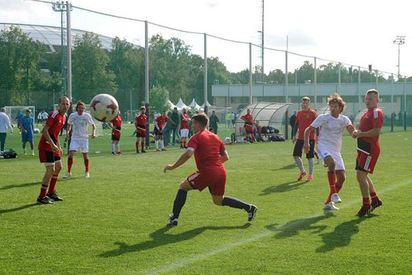В Москве пройдет фестиваль «Россия любит футбол!»