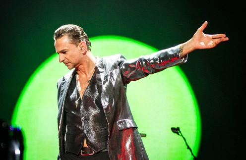 Depeche Mode мысленно с украинцами