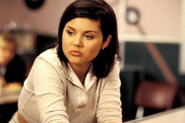 ня Тиффани-Амбер Тиссен быстро стала одной из самых обсуждаемых в сериале