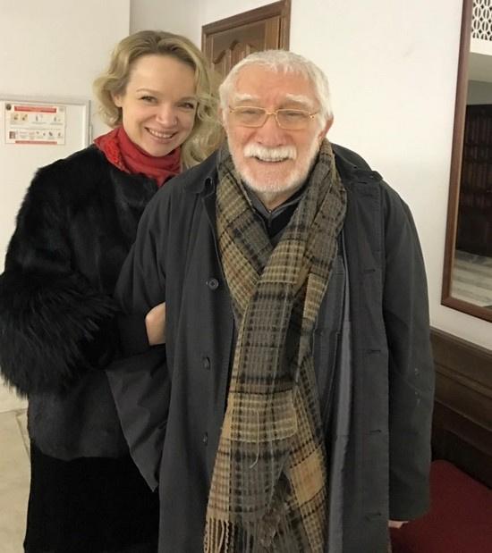 Теперь Армен Борисович намерен установить свои порядки в театре после развода с женой