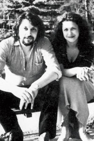 В 80-х Вячеслав и Ольга были очень талантливой и красивой парой