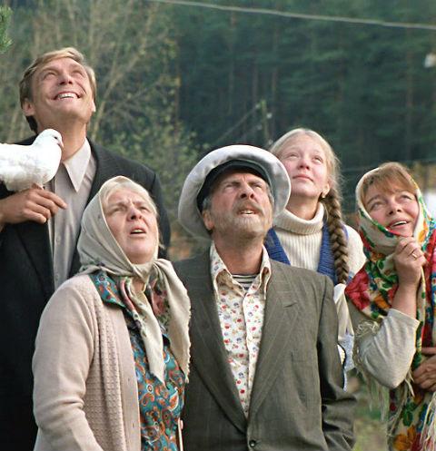 Фильм «Любовь и голуби» вышел на экраны 7 января 1985 года