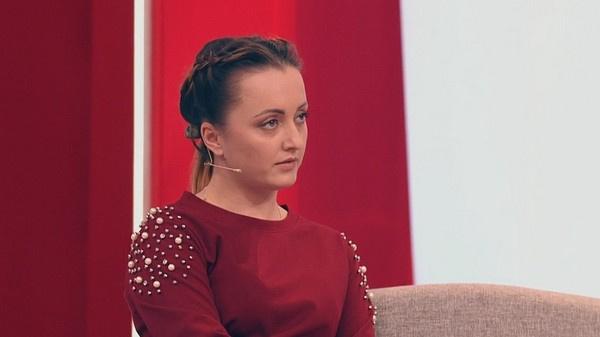Жена бывшего водителя Анастасии Волочковой София
