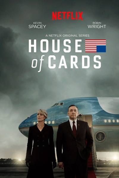 Постер сериала «Карточный домик»