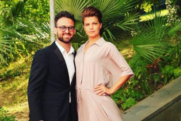 Агния и Максим живут в браке почти три года