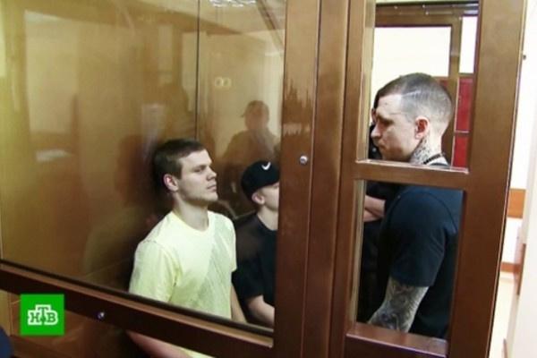 Арестованные футболисты семь месяцев ждали приговора суда