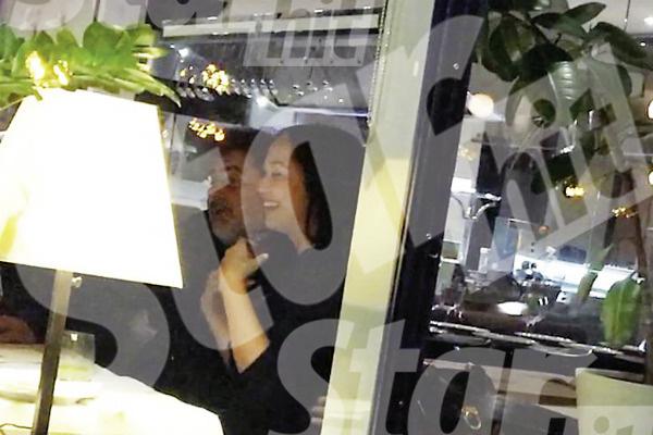 Женатого на сестренке Брежневой Цекало засняли навидео запоцелуями слюбовницей