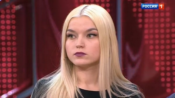 Сестра Сергея Семенова Екатерина