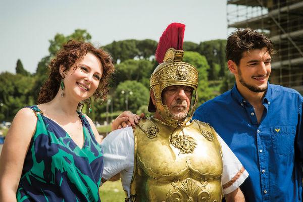 Съемки фильма «Любовь прет-а-порте», в котором актриса исполнила главную роль, прошли в Италии