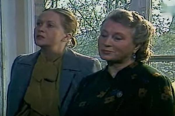 Наталья Гундарева и Любовь Соколова