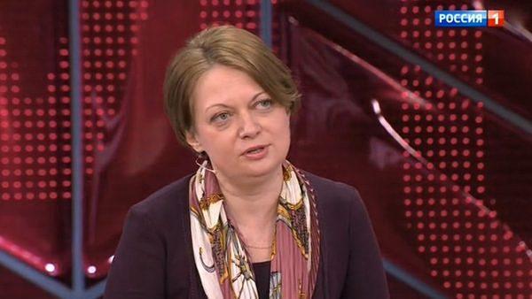 Вдова актера Татьяна Виноградова