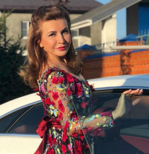 Ирина Агибалова госпитализирована на Кипре