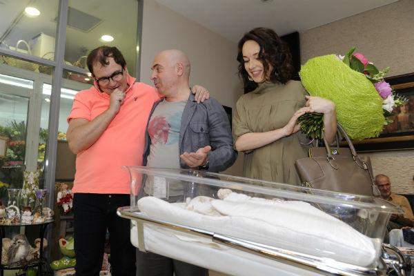 Супруга Дмитрия Диброва в тот момент рожала их третьего ребенка