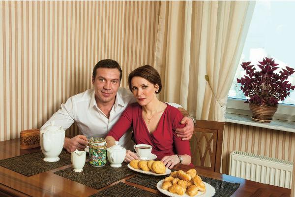 Актер с супругой Мариной Блейк устраивают экскурсии по любимому городу
