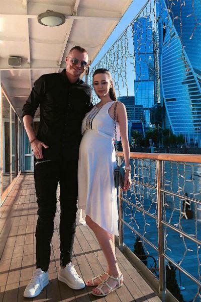 Анастасия Костенко скоро впервые станет мамой