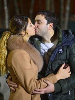 Алиана и Александр Гобозовы