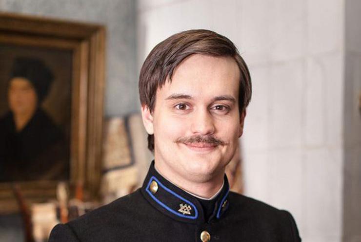 Александр Домогаров-младший