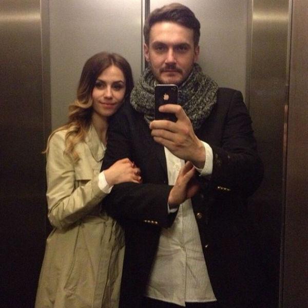 Шоумен с женой Викторией