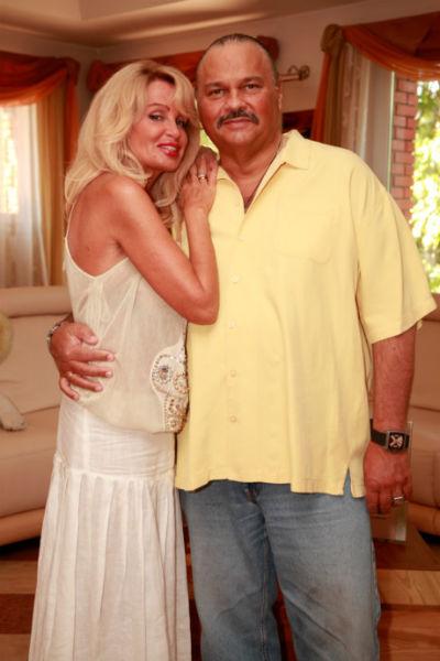 Татьяна с супругом Ником