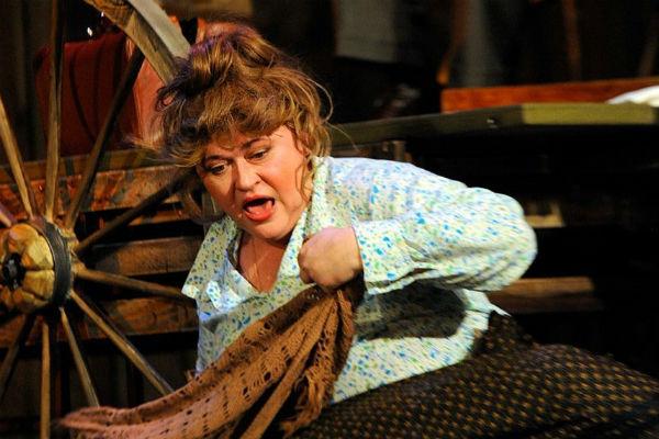 В родном театре Ермоловой Наталья была настоящей легендой