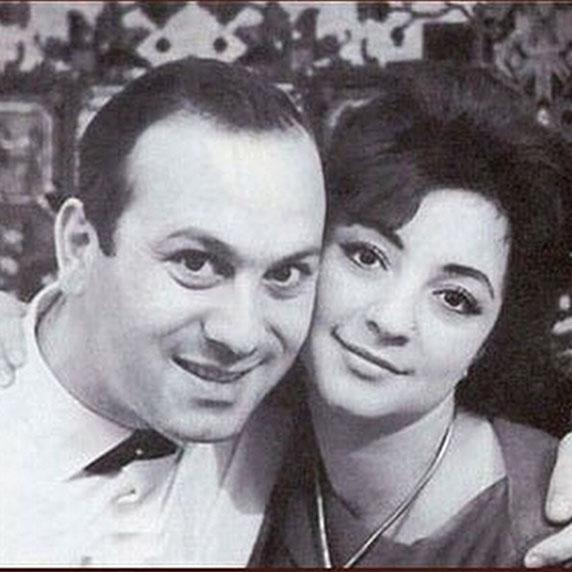 Родители Филиппа Киркорова – Бедрос и Виктория