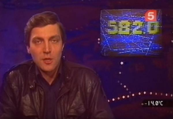 Александр Невзоров был одним из главных лиц российского ТВ эпохи перестройки