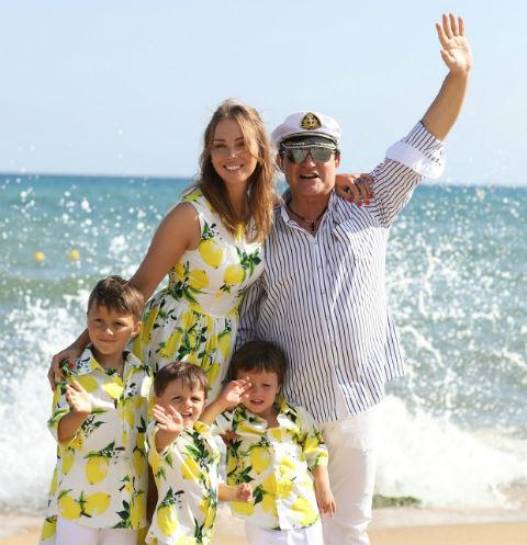 Полина Диброва отпраздновала день рождения в Испании. ФОТО