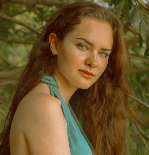 Дочь Евгения Осина Агния