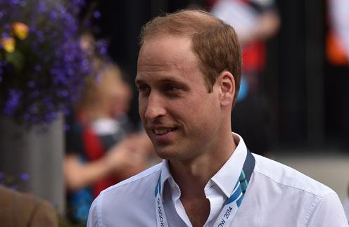 """Принц Уильям станет """"скорой помощью"""""""