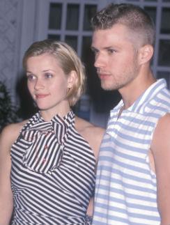 Риз Уизерспун и Райан Филипп были женаты девять лет