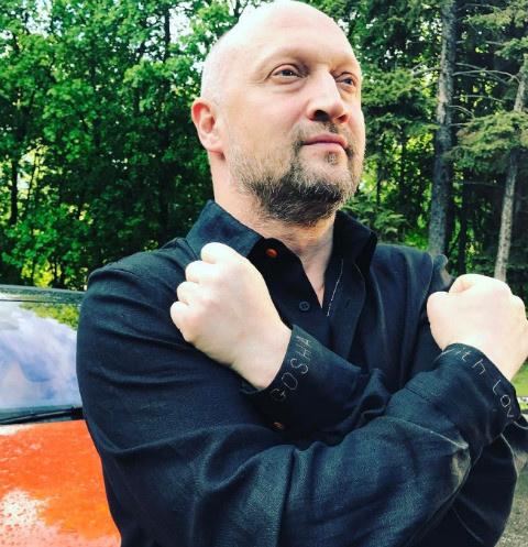 Гоша Куценко планирует стать дедушкой